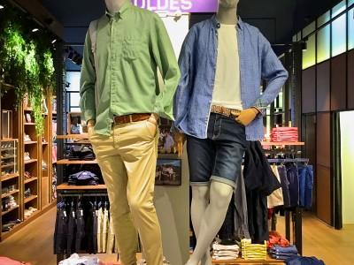 Moda masculina rebajas verano